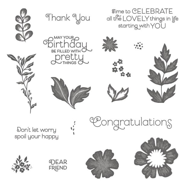 Order the Everything is Rosy Product Medley by Stampin' Up!