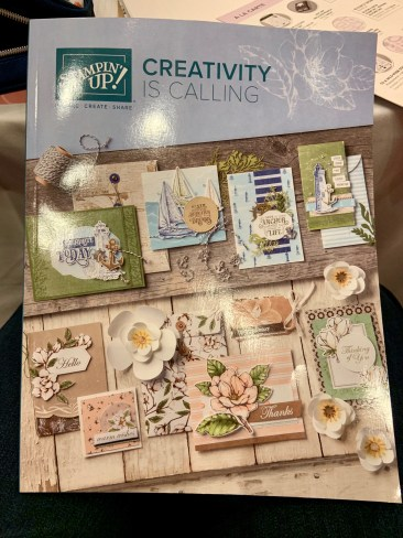 Stampin' Up Annual Catalog 2020