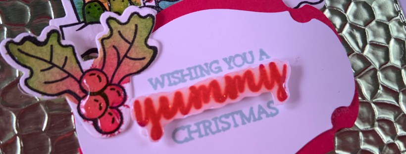 Yummy Christmas Card