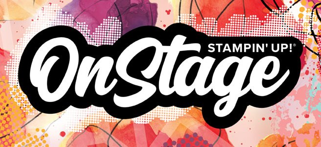 Stampin' Up OnStage November 2019