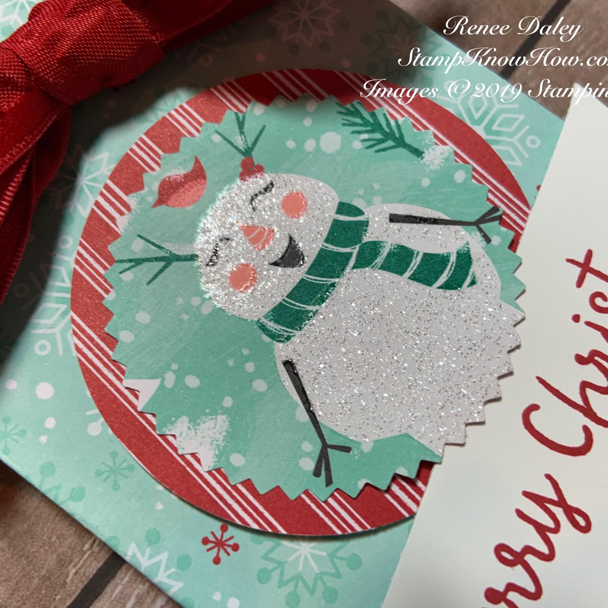 Let It Snow Ghirradelli candy Bar box