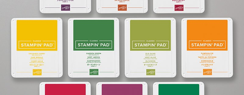 Stampin Up Regal Ink Pads