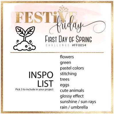 Festive Friday Challenge #054