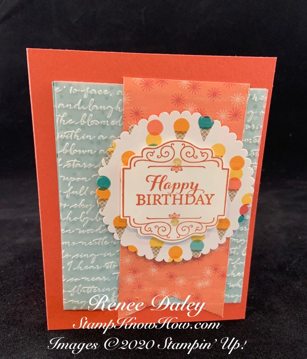 Layered with Kindness Birthday Card Image