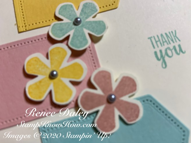Thoughtful Blooms Thank You Card