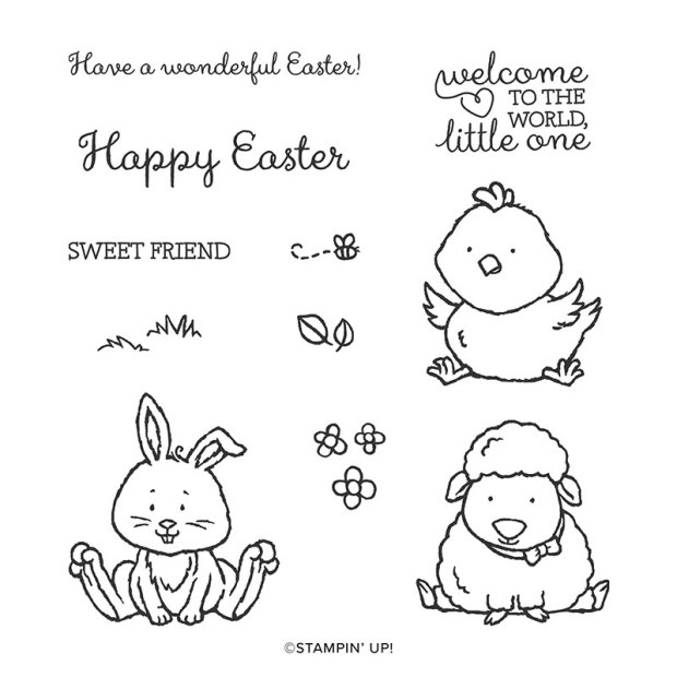 Welcome Easter Stamp Set image by Stampin' Up