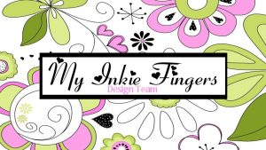 My Inkie Fingers Design Team Logo