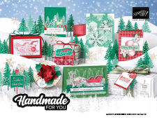 Stampin Up Holiday Mini Catalog for 2020