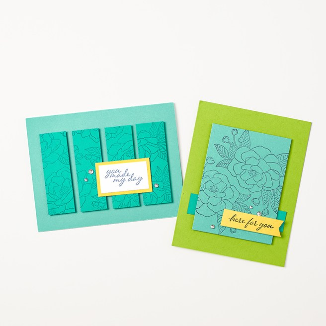 So Much Love Card Samples for Get & Go Recruitment Promotion