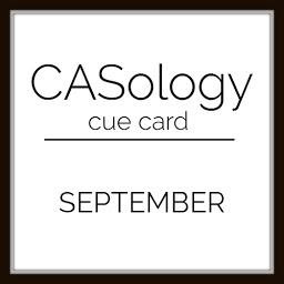 Caseology Challenge - September