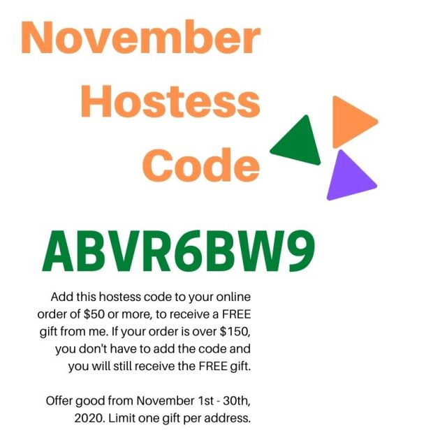 StampKnowHow Hostess Code for November 2020