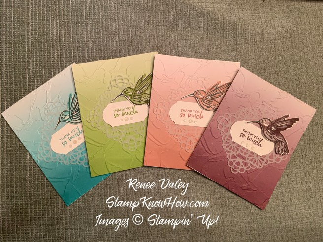 A Touch of Ink Thank You Cards