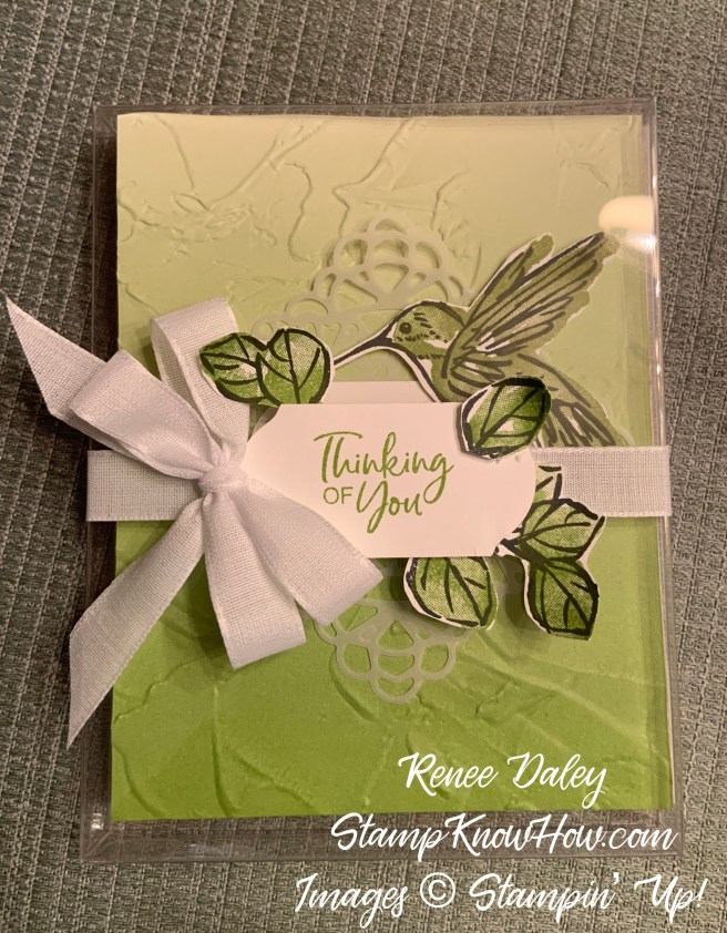 A Touch of Ink Thank You Card Gift Box