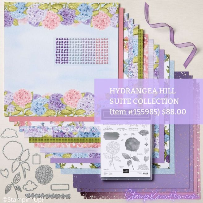Hydrangea Hill Suite Collection