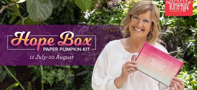 August 2021 Paper Pumpkin Kit
