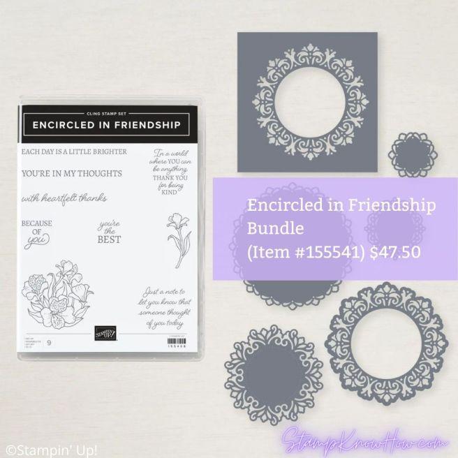 Encircled in Friendship Bundle image