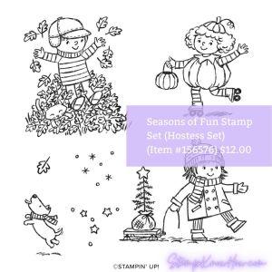 Seasons of Fun Stamp Set by Stampin' Up