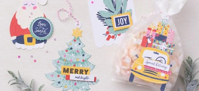 Love Santa Tag Kit image