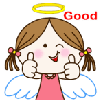 Cute Angel NICOLE:Everyday Blessing[ENG]