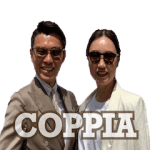 COPPIA Brand Maneger ヒロシ 新スタンプ