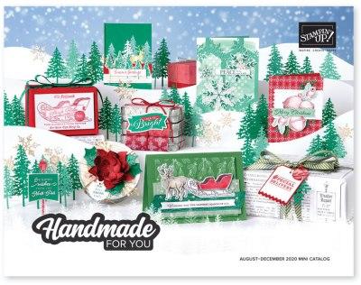 Holiday Mini 2020, Stampin' Up! Handmade for You, Christmas, Halloween, Fall, Autumn