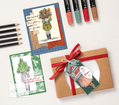 Delivering Cheer, Stampin' Up!, Blog Candy Giveaway, Last Day to Play, Stamp Me Crafty