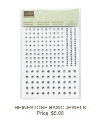 Rhinestone Basic Jewels
