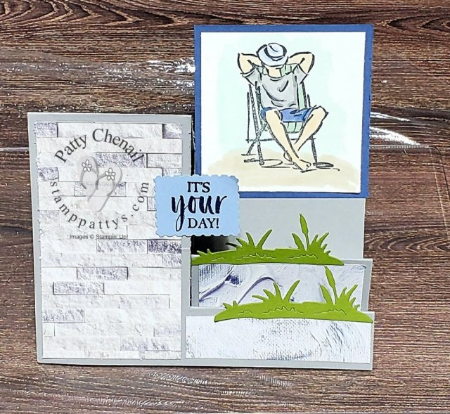 Fun Folds showcasing the Beautiful Moments and A Good Man stamp sets from the Stampin' Up! annual catalog. PDF available for purchase!