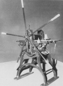 Hand-operated Spider Press