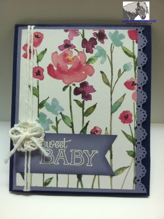 Blue Sweet Baby Card Front 1 Watermarked