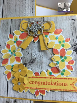 Congrats Gate Card Outside closeup watermarked