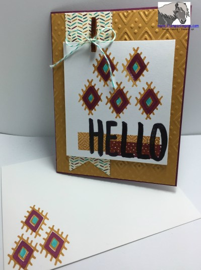 Bohemian Hello and Envelope 2 watermarked