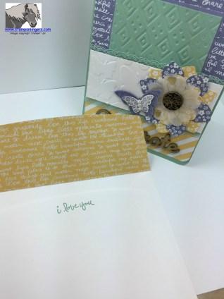 Celebrate Card Mojo Monday 405 with envelope watermarked