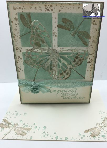 Awesomely Artistic window SSC 106 card and envelope watermarked
