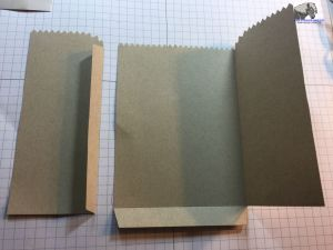 Gift Card Holder ready to assemble watermarked
