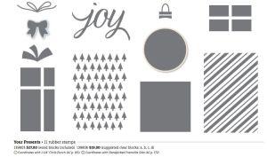 Your Presents Stamp Set