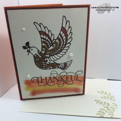 Autumn Dove of Peace 7