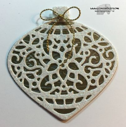 Embellished Ornaments Card Box 5