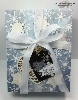 Embellished Ornaments Card Box 6