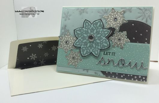 Flurry of Wishes 6 - Stamps-N-Lingers