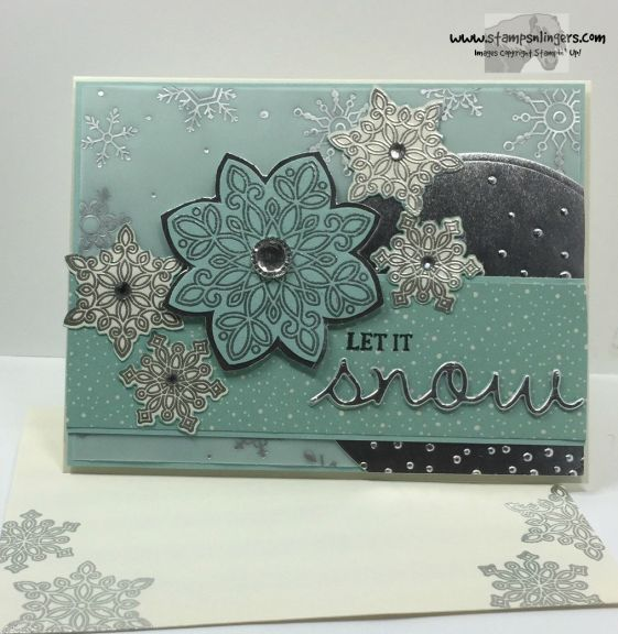 Flurry of Wishes 7 - Stamps-N-Lingers