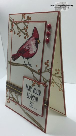 Joyful Season 4 - Stamps-N-Lingers