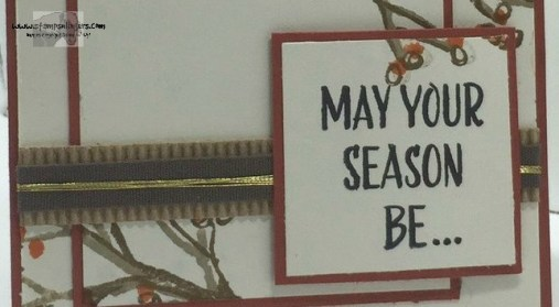 Joyful Season 8 - Stamps-N-Lingers