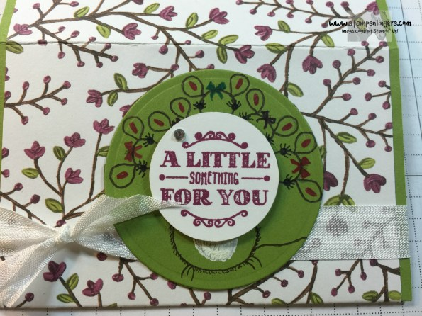 A Little Something Gift Card Holder 2 - Stamps-N-Lingers