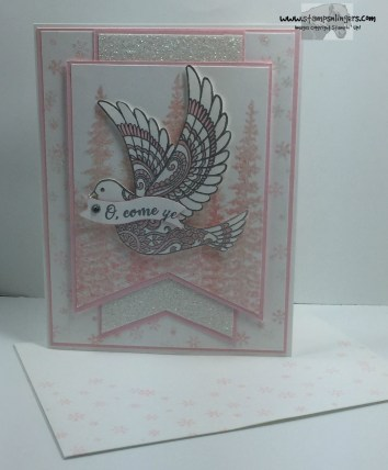 Dove of Peace Wonderland 6 - Stamps-N-Lingers