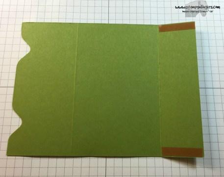 Gift Card Holder 4 - Stamps-N-Lingers