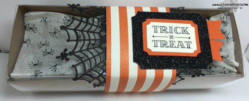 Halloween Gift Box 5 - Stamps-N-Lingers