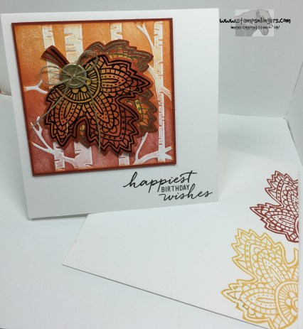 Lighthearted Leaves Birthday 6 - Stamps-N-Lingers