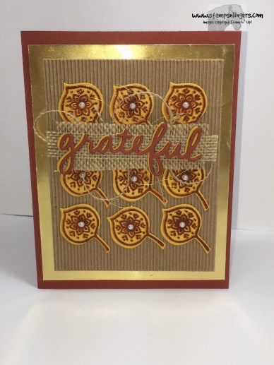 Lighthearted Leaves Grateful 1 - Stamps-N-Lingers