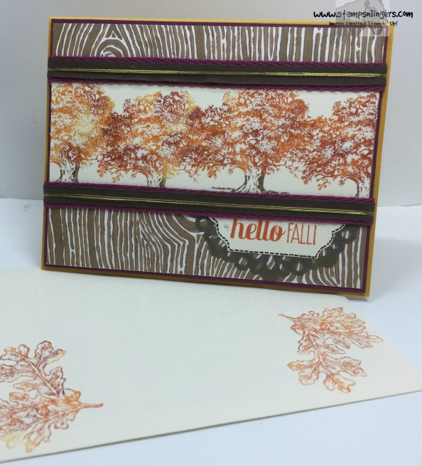 Lovely as a Tree Hello Fall 6 - Stamps-N-Lingers